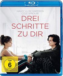 """""""Drei Schritte zu dir"""" Blu-ray Cover (© Universal Pictures)"""