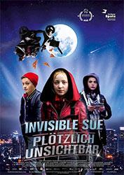 """""""Invisible Sue – Plötzlich unsichtbar"""" Filmplakat"""