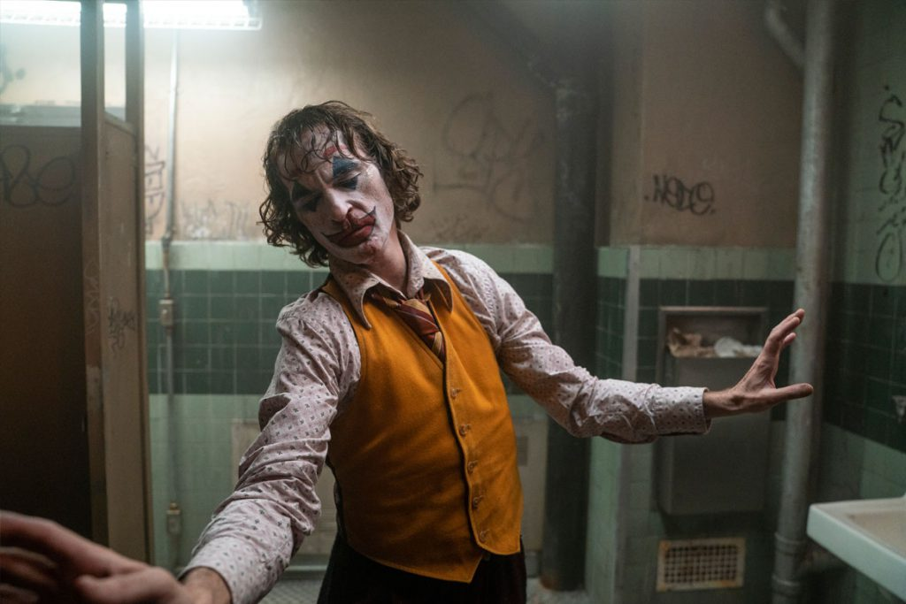 """Joker"" Szenenbild (© 2019 Warner Bros. Entertainment Inc. All Rights Reserved. TM & © DC Comics / Foto: Niko Tavernise)"
