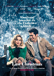 """Last Christmas"" Filmplakat (© Universal Pictures)"