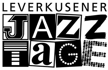 """Leverkusener Jazztage"" Logo"