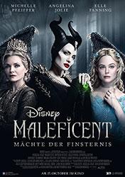 """""""Maleficent: Mächte der Finsternis"""" Filmplakat (© Disney 2019)"""
