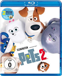 """Pets 2"" (© Universal Pictures)"