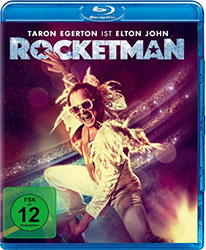 """Rocketman"" Blu-ray Cover (© Universal Pictures)"