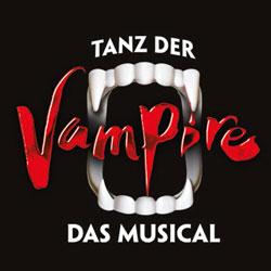 """Tanz der Vampire"" Das Musical - Logo"