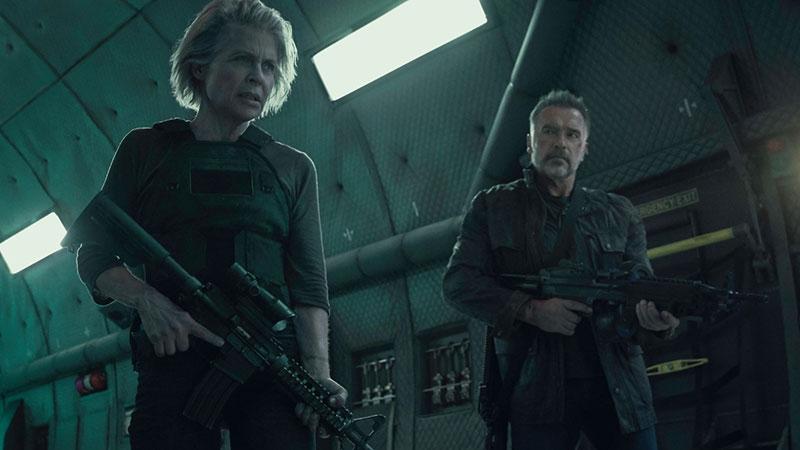 """Terminator: Dark Fate"" Szenenbild (© 2019 Twentieth Century Fox)"