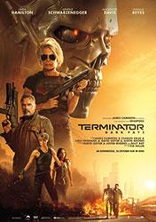 """Terminator: Dark Fate"" Filmplakat (© 2019 Twentieth Century Fox)"