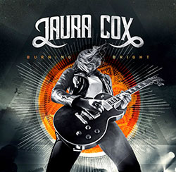 "Laura Cox ""Burning Bright"""