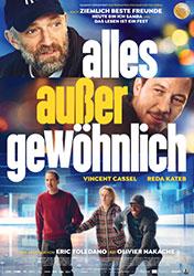"""""""Alles außer gewöhnlich"""" Filmplakat (© 2019 PROKINO Filmverleih GmbH)"""