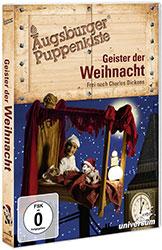 """Augsburger Puppenkiste """"Geister der Weihnacht"""""""