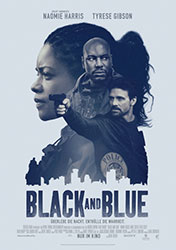 """Black And Blue"" Filmplakat (© 2019 Sony Pictures Entertainment Deutschland GmbH)"