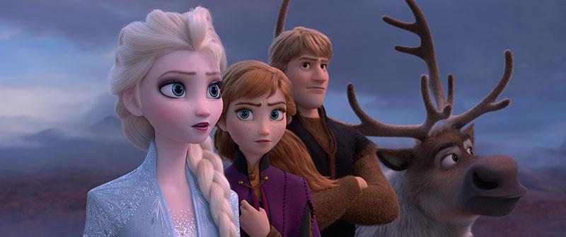 """""""Die Eiskönigin 2"""" Szenenbild (© 2019 Disney. All Rights Reserved.)"""
