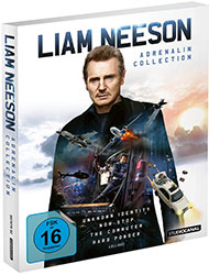 """Liam Neeson Adrenalin Collection"" (© Studiocanal GmbH)"