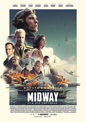 """""""Midway – Für die Freiheit"""" Filmplakat (© Universum Film)"""
