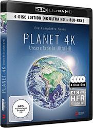 """""""Planet 4K - Unsere Erde in Ultra HD"""" (© Busch Media Group)"""