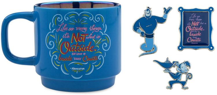 Verlosungsartikel aus dem shopDisney (© Disney)