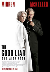 """The Good Liar – Das alte Böse"" Filmplakat (© 2019 Warner Bros. Entertainment Inc.)"