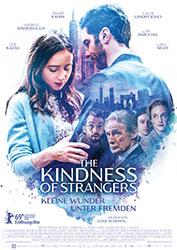 """The Kindness of Strangers - Kleine Wunder Unter Fremden"" Filmplakat (© Alamode Film)"