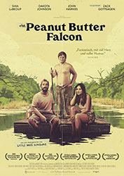 """The Peanut Butter Falcon"" Filmplakat (© TOBIS Film)"