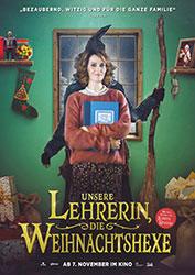 """""""Unsere Lehrerin, die Weihnachtshexe"""" Filmplakat (© Little Dream Pictures)"""