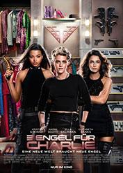 """""""3 Engel für Charlie"""" Filmplakat (© 2019 Sony Pictures Entertainment Deutschland GmbH)"""