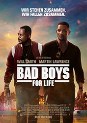 """Bad Boys for Life"" Filmplakat (© 2019 Sony Pictures Entertainment Deutschland GmbH)"