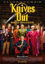 """""""Knives Out - Mord ist Familiensache"""" Filmplakat (© Universum Film)"""