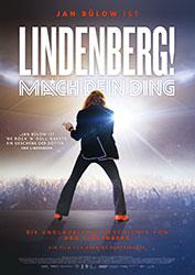 """Lindenberg! Mach dein Ding"" Filmplakat (© 2019 DCM Letterbox)"