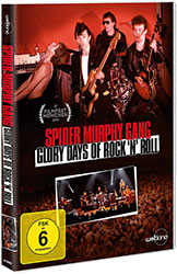 """Spider Murphy Gang - Glory Days of Rock'n'Roll"" (© Weltkino Filmverleih GmbH)"