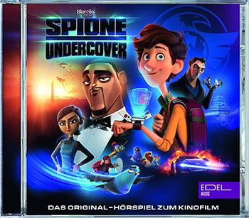 """""""Spione Undercover"""" Hörspiel"""