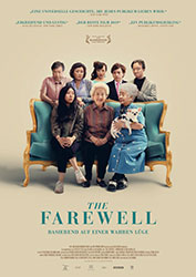 """The Farewell"" Filmplakat (© DCM A24)"