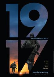 """1917"" Filmplakat (© 2019 Universal Pictures)"