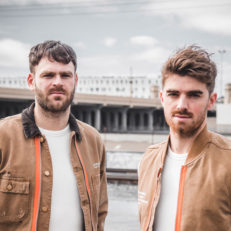 The Chainsmokers (© Disruptor Records / Columbia Records)