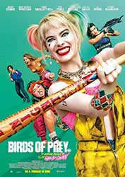"""Birds of Prey: The Emancipation of Harley Quinn"" Filmplakat (© 2020 Warner Bros. Entertainment Inc.)"
