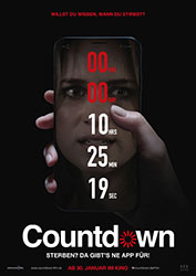 """Countdown"" Filmplakat (© Universum Film)"