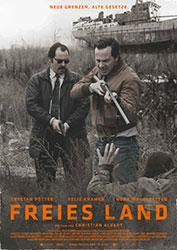 """Freies Land"" Filmplakat (© Verleih Telepool)"