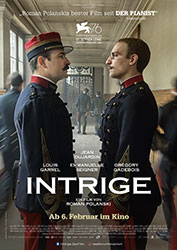 """Intrige"" Filmplakat (© Weltkino Filmverleih GmbH)"