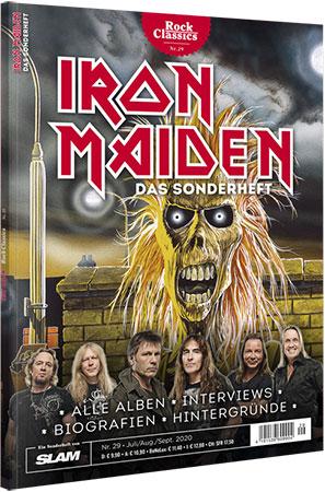 """Iron Maiden - Das Sonderheft"" (Rock Classics #29)"
