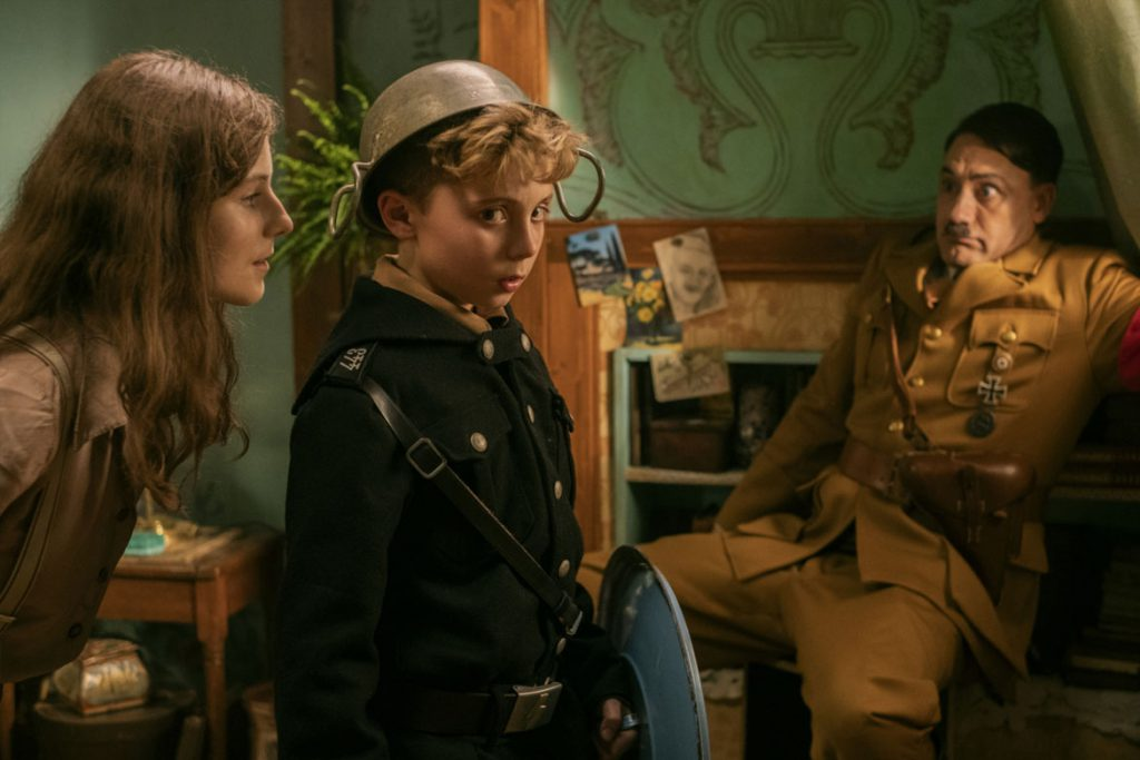 """Jojo Rabbit"" Szenenbild (© 2019 Twentieth Century Fox)"