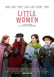 """Little Women"" Filmplakat (© 2019 Sony Pictures Entertainment Deutschland GmbH)"