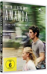 """""""Mein Leben mit Amanda"""" DVD-Cover"""