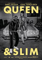 """""""Queen & Slim"""" Filmplakat (© 2019 Universal Pictures)"""