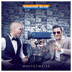 "Orange Blue ""White 