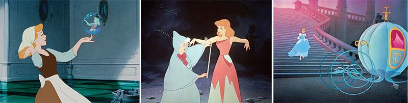 """Cinderella"" Szenenbilder"