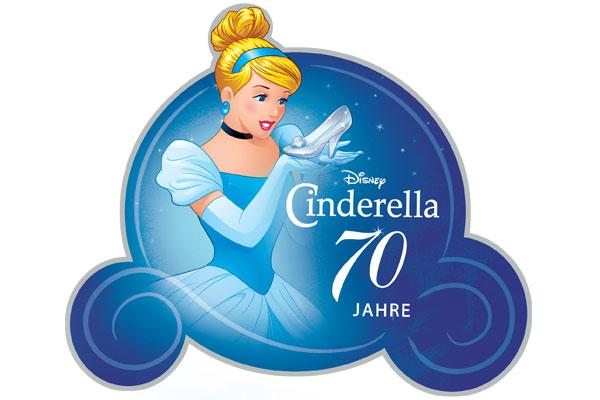 Cinderella - 70 Jahre (© Disney)