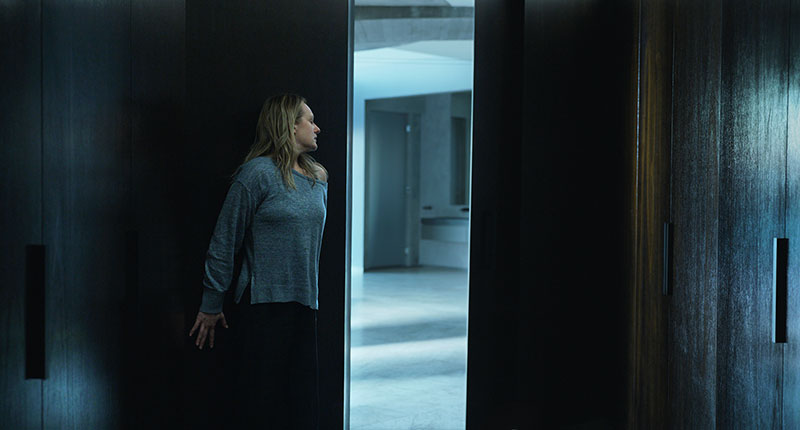 """Der Unsichtbare"" Szenenbild (© Universal Studios)"