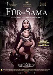 """""""Für Sama"""" Filmplakat (© Filmperlen)"""