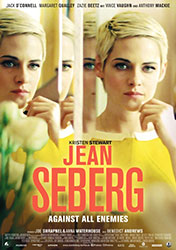 """Jean Seberg – Against all Enemies"" Filmplakat (© 2020 PROKINO Filmverleih GmbH)"