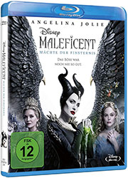 """Maleficent: Mächte der Finsternis"" Blu-ray (© Disney 2020)"