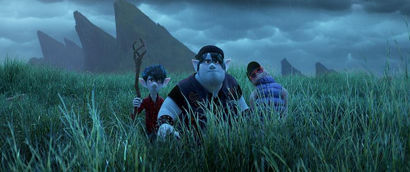 """""""Onward: Keine halben Sachen"""" Szenenbild (© 2020 Disney/Pixar. All Rights Reserved.)"""